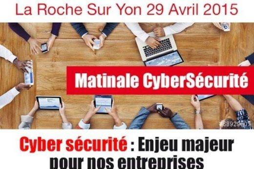 Matinale Cybersécurité IP3G
