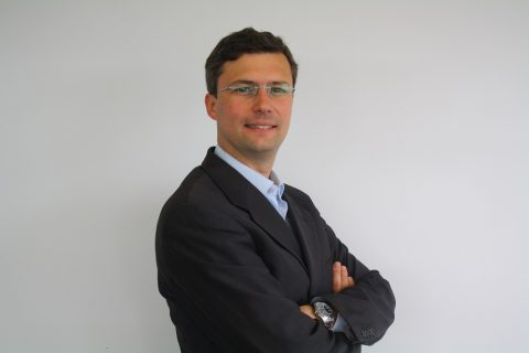 Ludovic de Carcouët, directeur de Digitemis