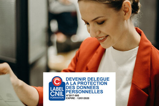 Labels CNIL formations Digitemis