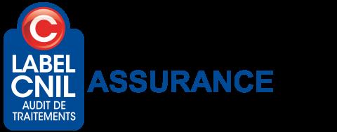 Logo Label CNIL Audit de Traitements Assurance