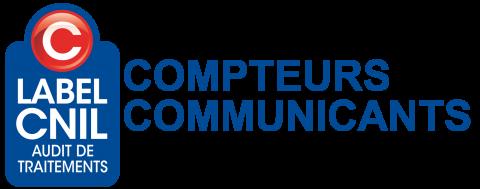 Logo Label CNIL Audit de Traitements Compteurs Communicants