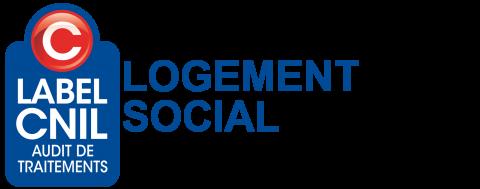 Logo Label CNIL Audit de Traitements Logement Social