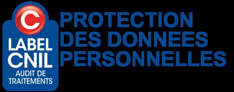 Logo Label CNIL Audit de Traitements Protection des Données Personnelles