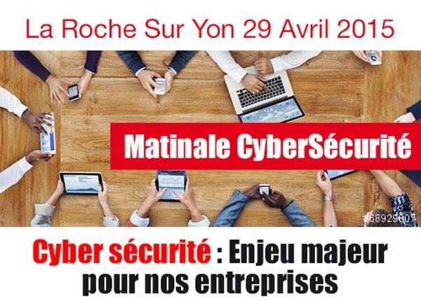 Matinale Cybersécurité