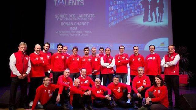 Les 17 lauréats du Réseau entreprendre