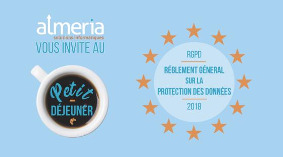 Invitation d'Almeria Informatique