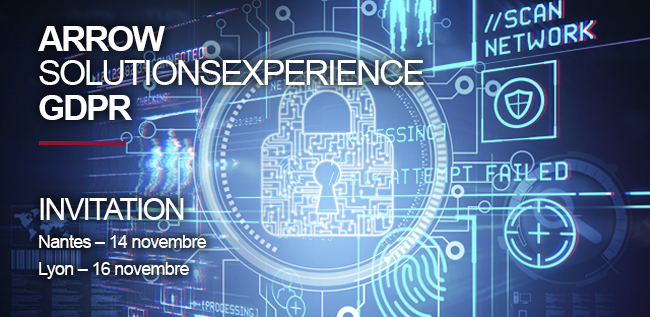 Arro Solutions Experience GDPR