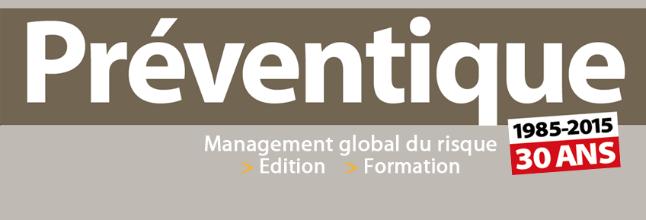 Logo du magazine Préventique