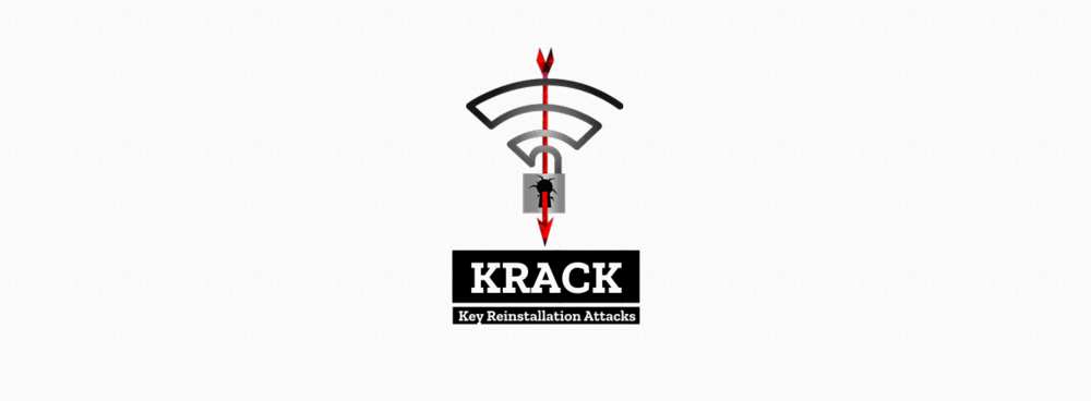 Logo de la faille WPA2 KRACK