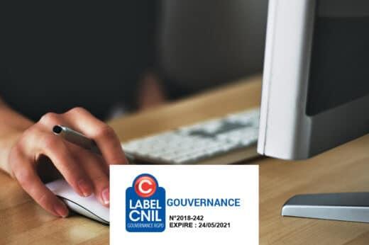 Label gouvernance RGPD