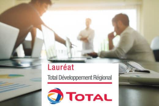 Lauréat Total développement