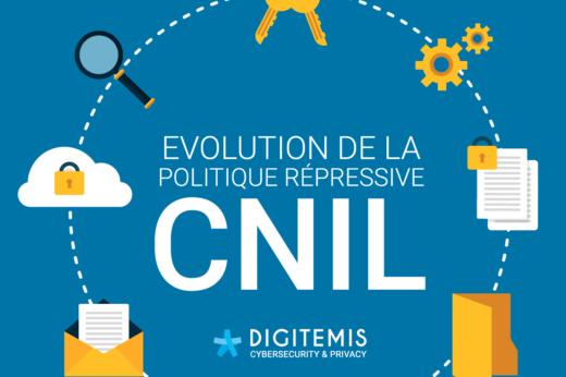 evolution politique repressive cnil