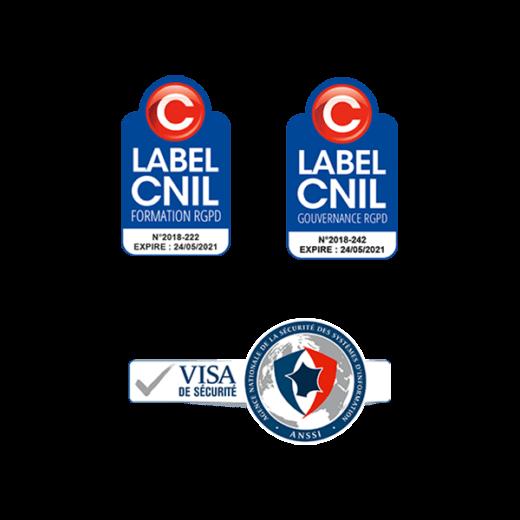 Certifications Digitemis CNIL