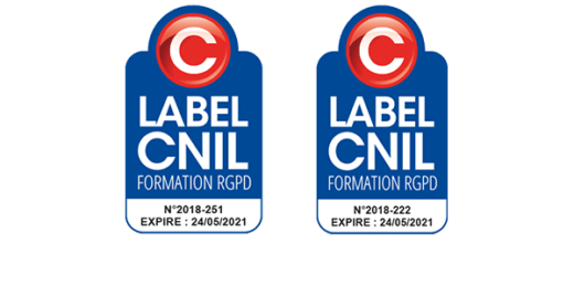 Labels CNIL formations